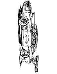 Small Picture Classic Muscle Car Coloring Page H M Coloring Pages
