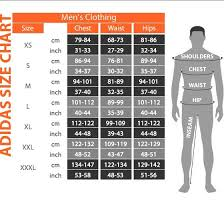 Adidas Jersey Size Chart Cm Adidas 2019 20aw Hoodies