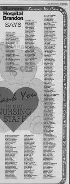 Humana Hospital Brandon Nursing Staff - Newspapers.com