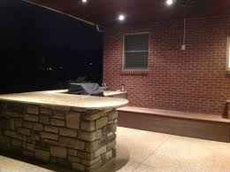 Outdoor Kitchen Lighting Outdoor Kitchens Bbq How Much Does Outdoor Kitchen Lighting Cost
