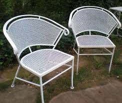 salterini outdoor furniture. vintage salterini patio chairs or russel woodard i have heard both does outdoor furniture