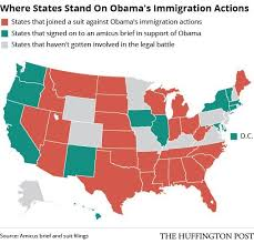 Actions Stand States Immigration On Where