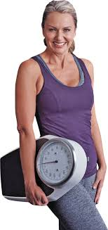 weight battle after menopause