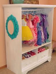 Diy Dress Up Storage Diy Dress Up Cabinet Hang A Mirror On One Side And Hooks For