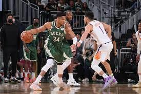 2021 NBA Finals: Khris Middleton, Bucks ...