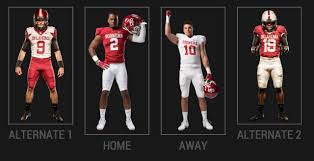Sooners Nike Unveil Additional Ou Uniform The Official Site Of