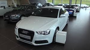 audi 2015 a5 interior. Interesting Audi Audi A5 Sportback S Line 2015 In Depth Review Interior Exterior  YouTube To A