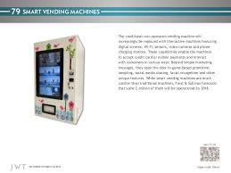 A Company Operates Vending Machines In Four Schools Cool 48 SMART VENDING MACHINES The