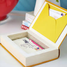DIY Book Keepsake Box