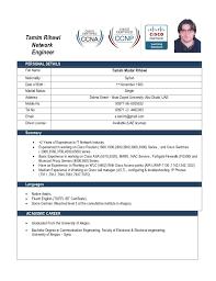 Ccna Resume Sample Ccna Resume Sample Ccna Resume 5 Perfect Ccna