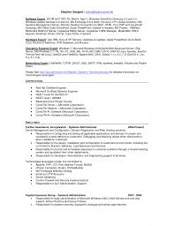 resume examples  fascinating  samples     resume    resume examples  build a resume template project software education included work history system intern scolarship