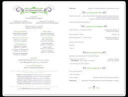 How To Create An Event Program Booklet How To Create An Event Program Booklet Template Goal