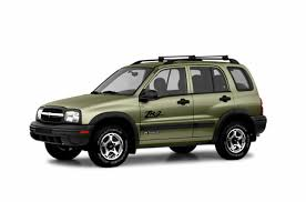 2003 Chevrolet Tracker Hard Top ZR2 4dr 4x4 Hardtop Specs and Prices