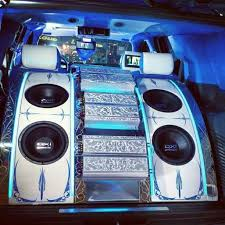 beats car speakers. custom speaker box and trunk, full with lights, color paint. | landon\u0027s sound sictim pinterest beats, car audio cars beats speakers s