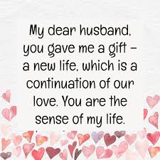40 Love Quotes For Husband Text And Image Quotes Fascinating Quotes About New Life