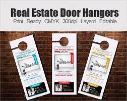 Free Door Hangers Templates 20 Creative Door Hanger Designs Free Premium Templates