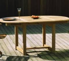 Tavolo Da Terrazzo In Legno : Tavoli da giardino in legno per