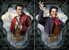 beauty and the beast posters highlight lumiere cogsworth and walt disney pictures