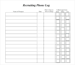 Mail Log Template Incoming Mail Log Template Phone Sheet And Outgoing Sorting D