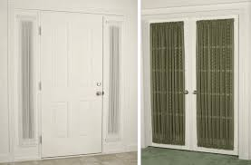 front door curtains. Sidelight Curtain Store - Made-to-Order Curtains And French Door Front .
