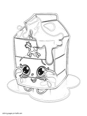 For kids & adults you can print shopkins or color online. Shopkins Coloring Pages Season 1 2 3 4 5 6 And 7