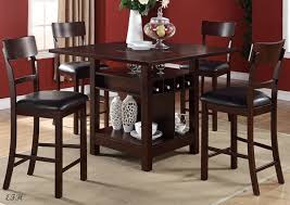 tabacon counter height dining table wine: dining table with wine rack wallpaper dining table with wine rack