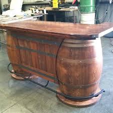wine barrel bar plans. Furniture Wine Barrel Bar Plans U