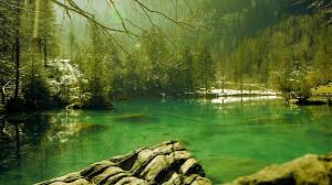 background image nature. Fine Background Turquoise Lake Water Green Nature Background Resort Park Stock Video  Footage  Videoblocks Throughout Background Image Nature E
