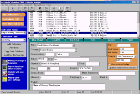 Currency And Paper Money Collecting Computer Software Programs