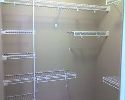 wire shelves for closet wonderful home interior eileendcrowley
