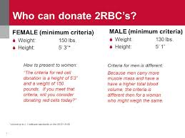Weight Chart For Giving Blood Volunteer Training Double Red Cell Donation Col Copy Aa