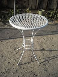 vintage homecrest modern round patio