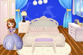 princess sofia s room game free online games for girls on
