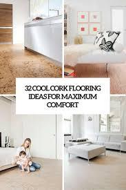 cork flooring bedroom.  Flooring Cool Cork Flooring Ideas For Maximum Comfort Cover With Cork Flooring Bedroom