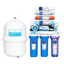 Máy lọc nước ERO80 8 cấp có tủ