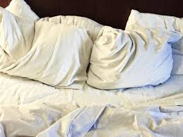 How to make bed sheet Eye Dirty Bed Linen Can Make Us Sick If Not Washed Correctly Newscomau How Often Should You Change Your Sheets Cleaning Guru Reveals The