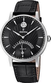 <b>Мужские</b> наручные <b>часы Festina F16984</b>/<b>4</b> кварцевые