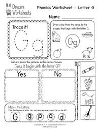 A collection of english esl worksheets for home learning, online practice, distance learning and english classes to teach about phonics, phonics. Preschool Phonics Worksheets Learning Beginning Sounds From A To Z