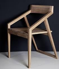 modern wood chair. Modern Minimalist Japanese Chair #design #furniture #pin_it @mundodascasas Www.mundodascasas.com.br Wood D