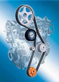 Замена ремней и цепей ГРМ Готовые технические дипломные проекты  Несмотря на то что многие производители современных автомобилей указывают срок действия ремня ГРМ в 90 100 тысяч километров пробега менять его зачастую