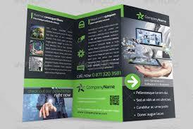 38 Cool Software Hosting Provider Brochure Templates