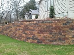 Small Picture Decorating Awesome Versa Lok Retaining Wall For Landscaping Ideas