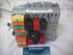 doblo van 1 9 jtd diesel engine bay fuse box module 51763770 fiat doblo van 1 9 jtd diesel engine bay fuse box module 51763770 diesel 2008 model
