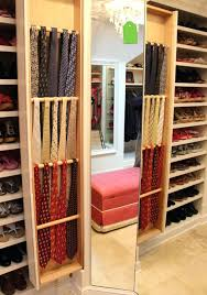 wardrobes wardrobe tie rack closet organization hanger