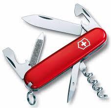 Складной <b>нож</b> VICTORINOX <b>Sportsman</b>, 13 функций, <b>84мм</b> ...