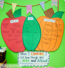 Pumpkin Venn Diagram Pumpkins Everywhere And Making Connections The First
