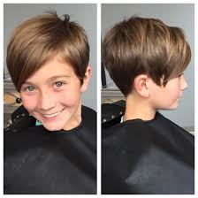 Kids Pixie Haircut Hair Pinterest Pixie Haircut Pixies And