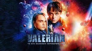 Valerian ve Bin Gezegen İmparatorluğu - Kivi Tadında