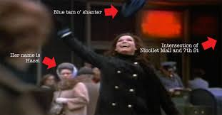 mary tyler moore show opening. 17 Little Details You Never Noticed In The Tyler Moore Opening Credits Intended Mary Show