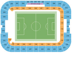 Bbva Compass Stadium Houston Seating Chart Houston Dynamo Packages